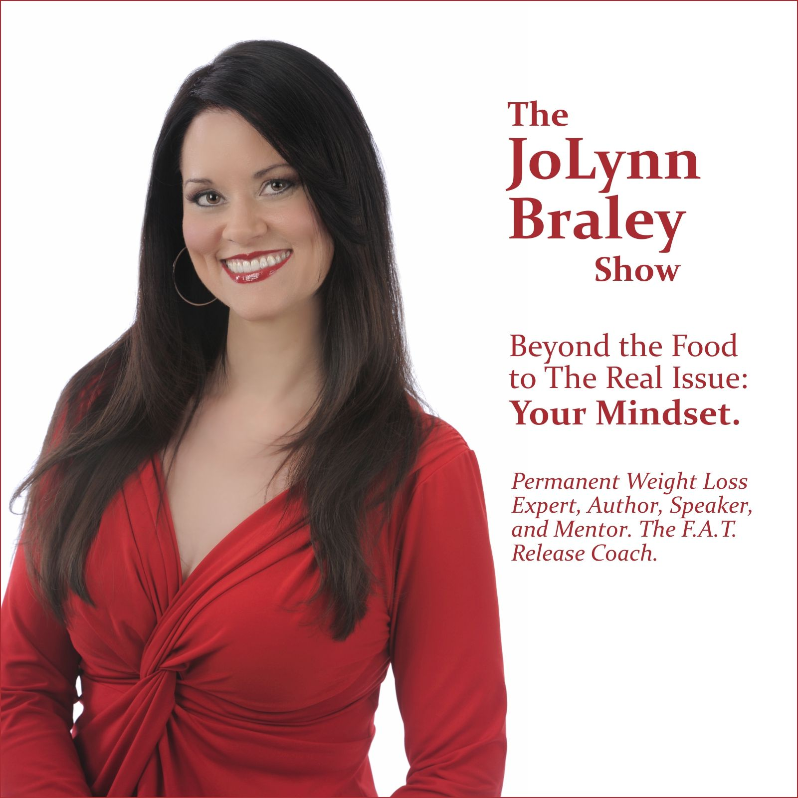 Stop Hiding Behind The Fat with JoLynn on iTunes!